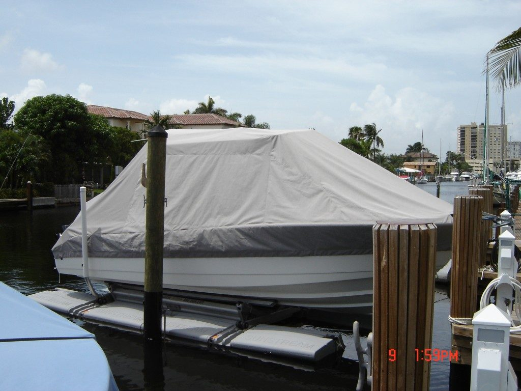 Boat Covers Blue Water Canvas Amp Upholstery Of Pompano Beach